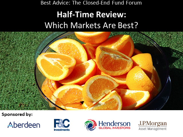 Half-Time Review: Which Markets Are Best?