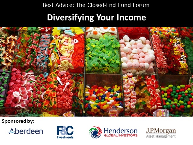 Diversifying Your Income
