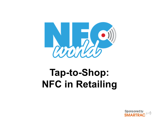 Tap-to-Shop: NFC in Retailing