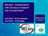 Biometric Authentication using CA SiteMinder® and BIO-key ID Director™