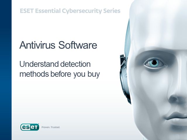 Antivirus Software: Understand Detection Methods Before you buy