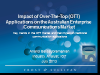 Impact of OTT Applications on Enterprise Communications