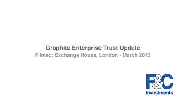 Graphite Enterprise Trust Market Update