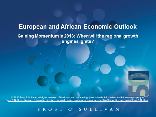 European and African Economic Outlook