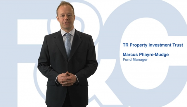 TR Property Investment Trust Market Update