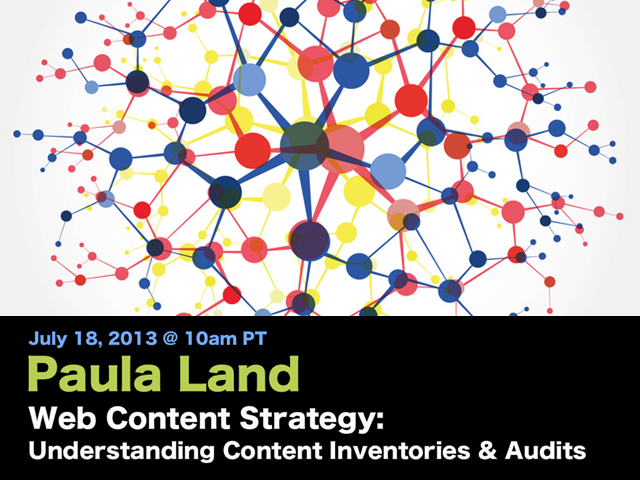 Web Content Strategy: Understanding Content Inventories & Audits