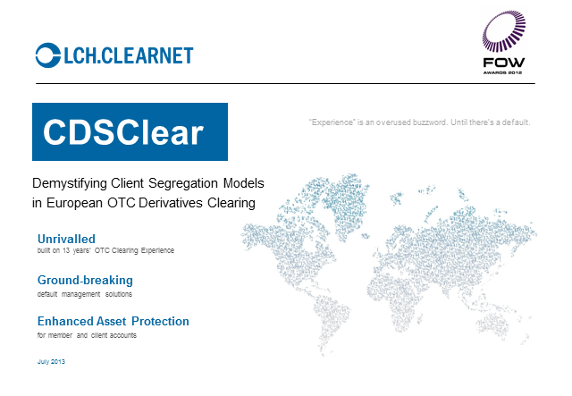 Demystifying Client Segregation Models in European OTC Derivatives Clearing