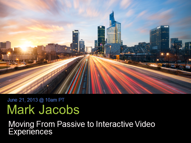 Moving From Passive to Interactive Video Experiences