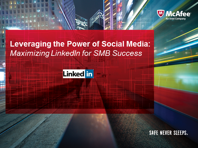 The Power of Social Media: Leveraging LinkedIn