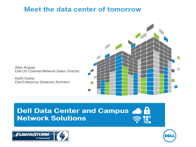 Meet the datacenter of tomorrow