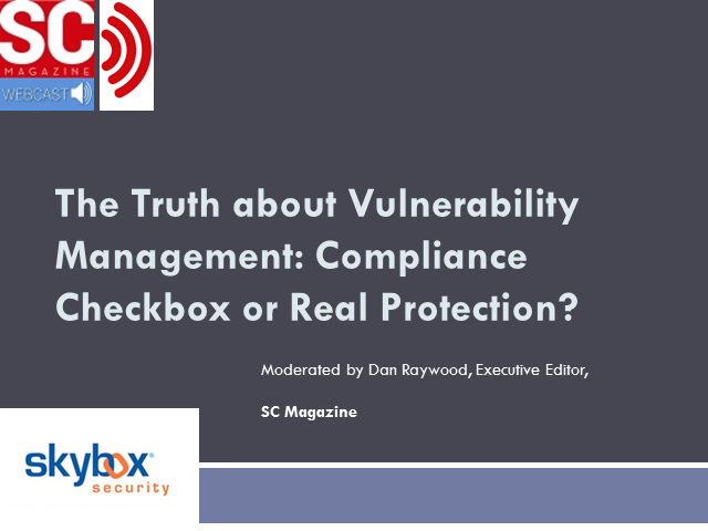 The Truth About Vulnerability Management:Compliance Checkbox or Real Protection?