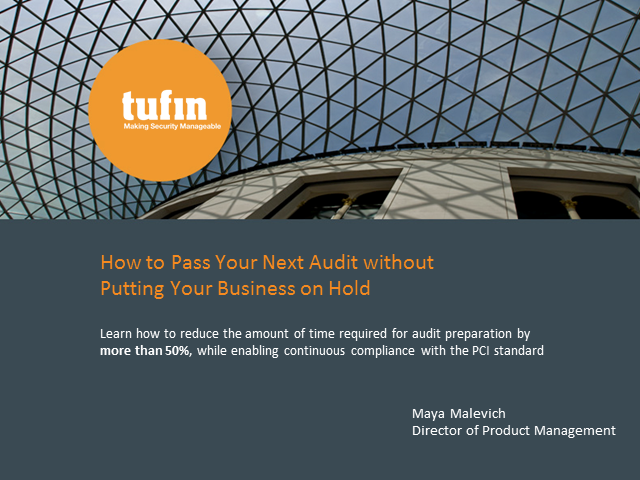 How to Pass Your Next Audit Without Putting Your Business on Hold