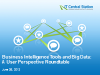 Business Intelligence Tools and Big Data: A User Perspective Roundtable
