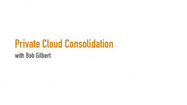 Infrastructure Consolidation and Optimization with Riverbed