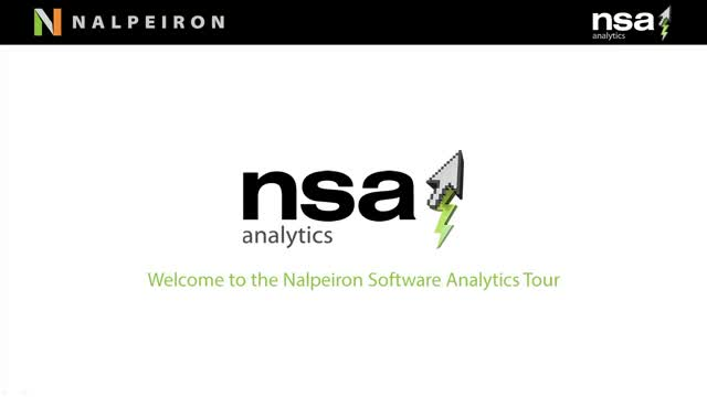 Nalpeiron Software Analytics Video Tour