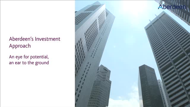 Aberdeen All Asia: Investment process