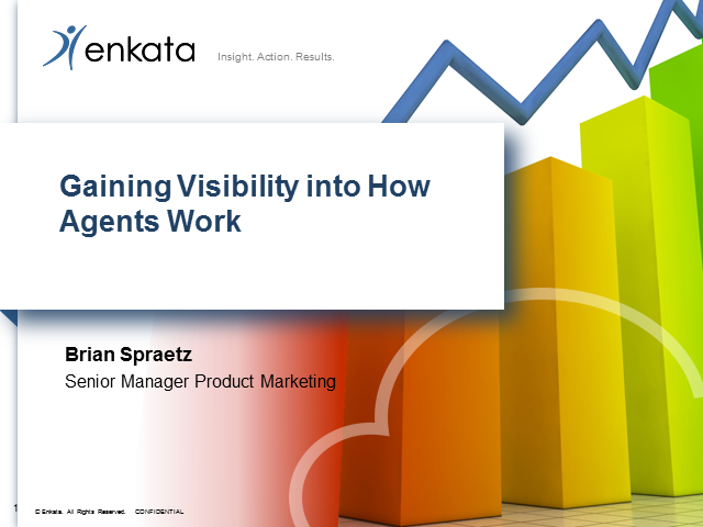 Gaining Visibility into How Contact Center Agents Work