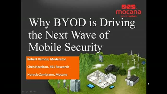 Why BYOD is Driving the Next Wave of Mobile Security