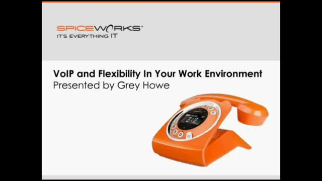 VoIP and Flexibility In Your Work Environment