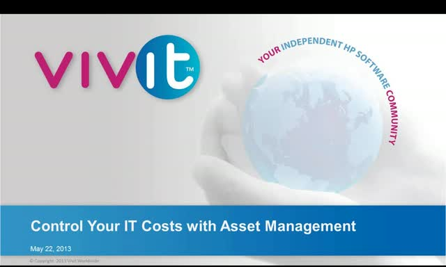Control Your IT Costs with Asset Management