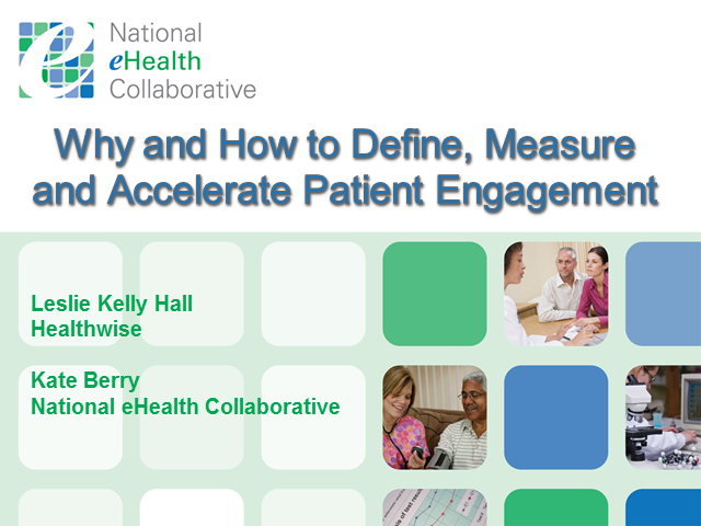 Practical Tools to Accelerate Consumer Engagement in eHealth