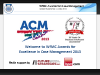 ACM Live and Case Management Awards