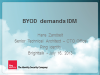 BYOD Demands IdM