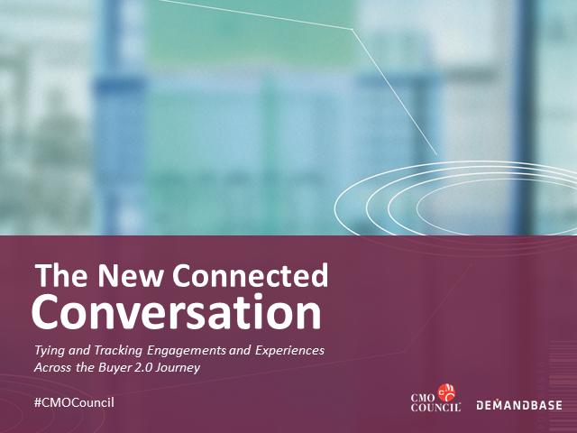 The New Connected Conversation