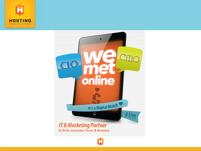 We Met Online: IT & Marketing Partner to Drive Customer Focus & Revenue