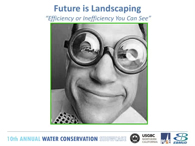 Past, Present and Future of Water Conservation: a Water Utility Panel