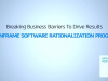 CA Technologies Mainframe Software Rationalization Program