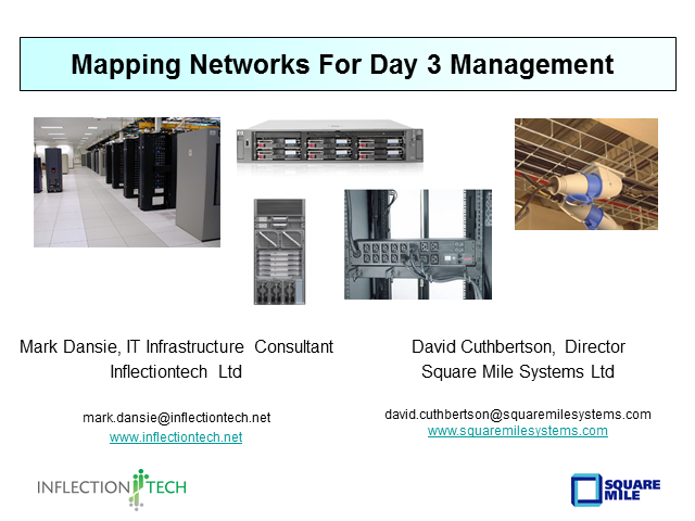 Mapping Networks For Day 3 Management