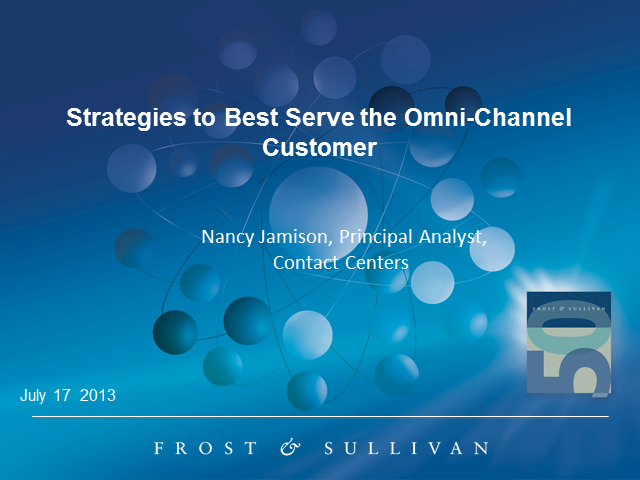 Uncover Strategies to Best Serve the Omni-Channel Customer