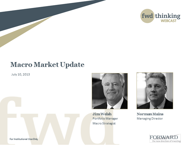 The Quarterly Macro Market Update