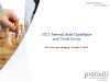2013 Internal Audit Capabilities & Needs Survey