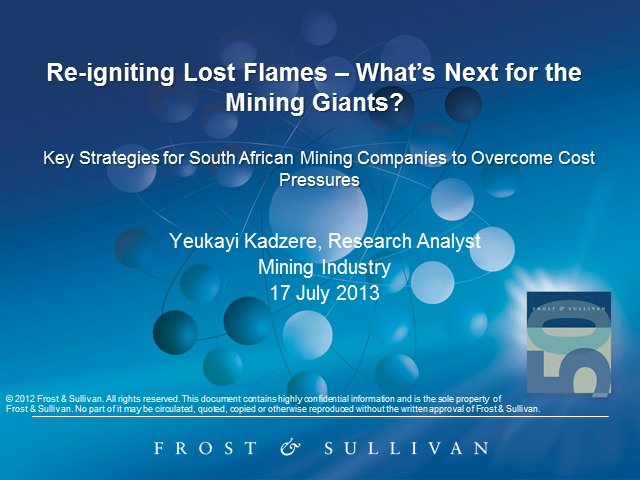 Re-igniting Lost Flames – What's Next for the Mining Giants?
