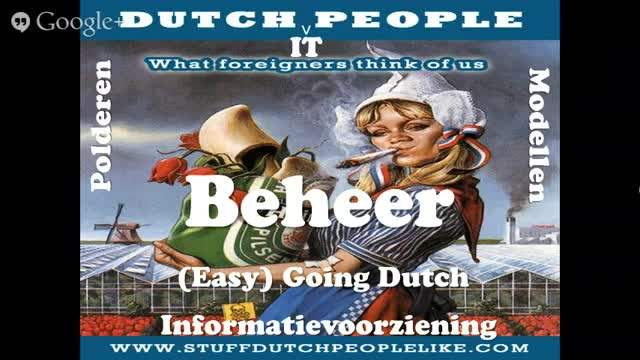 Dutch IT Pros: What Foreigners Think of Us