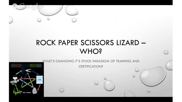 Rock, Paper, Scissors, Lizard - Who?