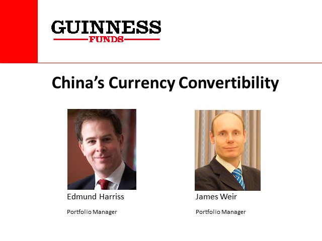 China's Currency Convertibility