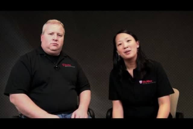 McAfee SaaS Email Protection Overview