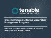 Implementing an Effective Vulnerability Management Program