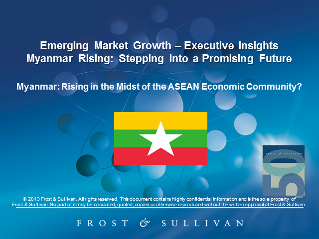 Myanmar Rising: Stepping into a Promising Future