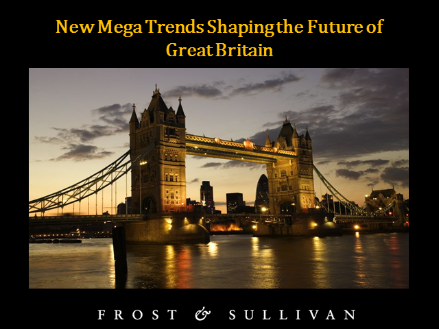 New Mega Trends Shaping the Future of the United Kingdom
