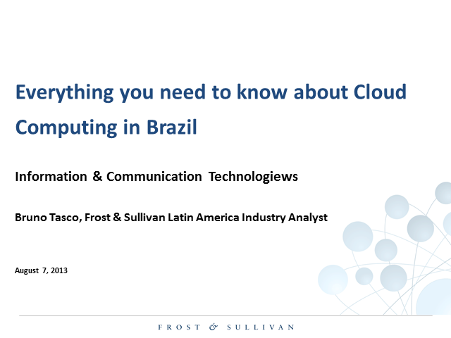 Everything You Need to Know about Cloud Computing in Brazil