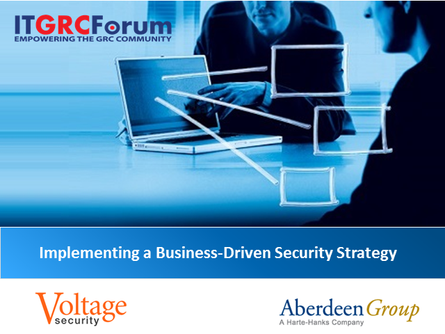 Implementing a Business-Driven Security Strategy