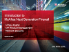 Security Straight Talk:  New McAfee Next Generation Firewall Sneak Peek