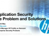 What is Application Security?