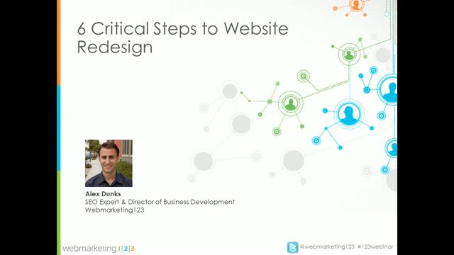 6 Critical SEO Steps for Website Redesign