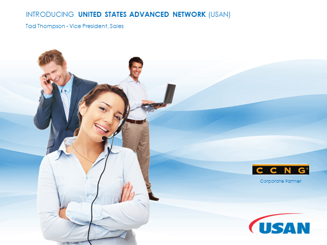 Introducing New Partner United States Advanced Network (USAN)