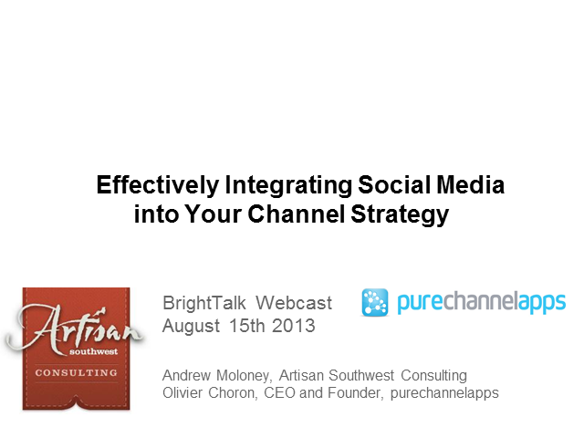 Social Media Customer engagement strategy through the channel and results